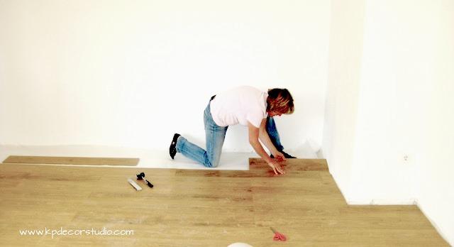 Como colocar suelo parquet guia - Colocar suelo laminado ...