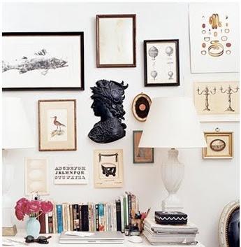 decorar paredes con cuadros 2