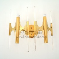 Lámparas apliques pared vintage