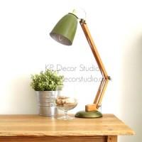 Flexos y lamparas de mesa autentico vintage maclamp