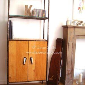 Muebles industriales vintage