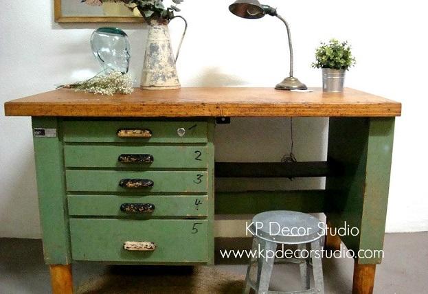 Muebles estilo industrial stunning estilo de decoracin for Muebles marian