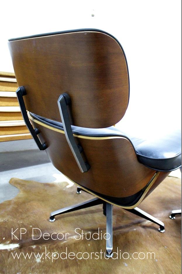 Sillon vintage de los Eames