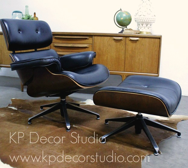 Phenomenal Sillon Eames Lounge Chair And Ottoman Vitra Ref S13 Alphanode Cool Chair Designs And Ideas Alphanodeonline