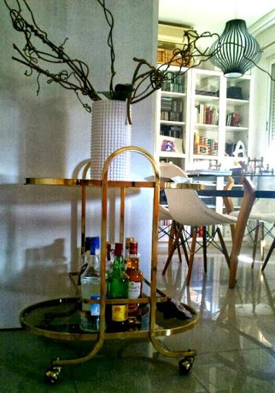 Muebles minibar vintage
