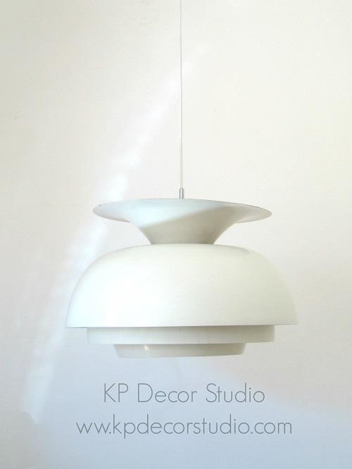 Midcentury pendant lamp