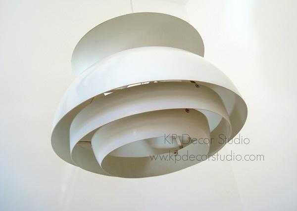 Lámpara de diseño danés para techo