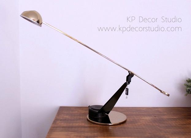 Lámpara fase decoración vintage