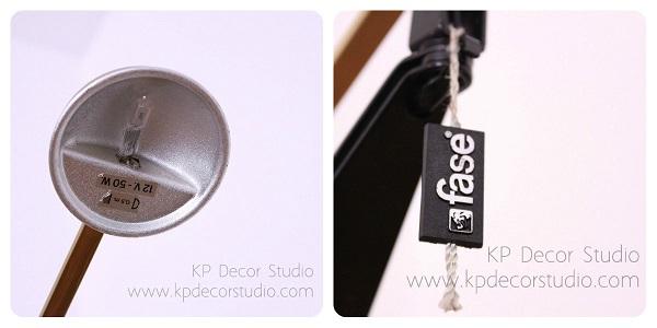 Flexo fase vintage modelo pendulo