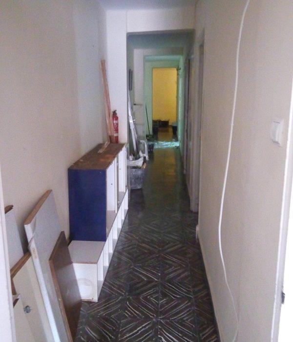 Reformas. colocación de laminados y falsos techos pladur