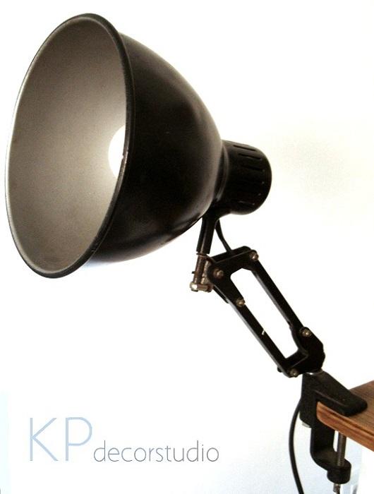 comprar lámpara de mesa industrial