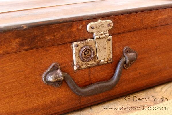 Comprar maletas vintage decoración