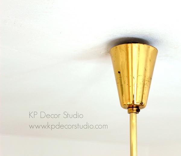 Tienda de lamparas chandelier vintage doradas