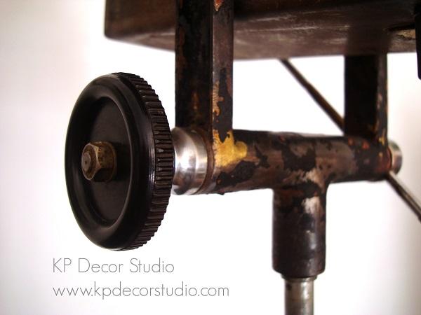 focos industriales antiguos