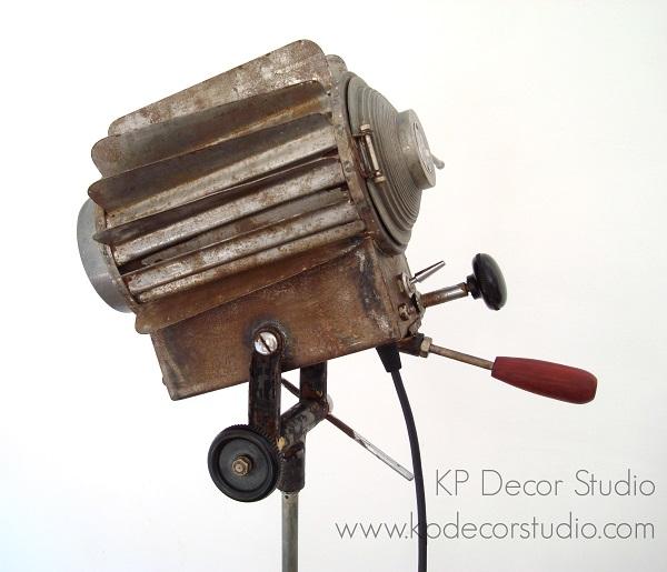 focos industriales oxidados