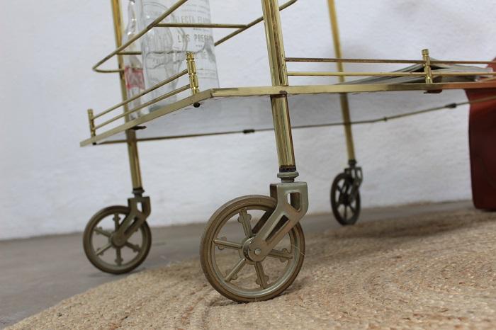 Comprar carrito con ruedas antiguo