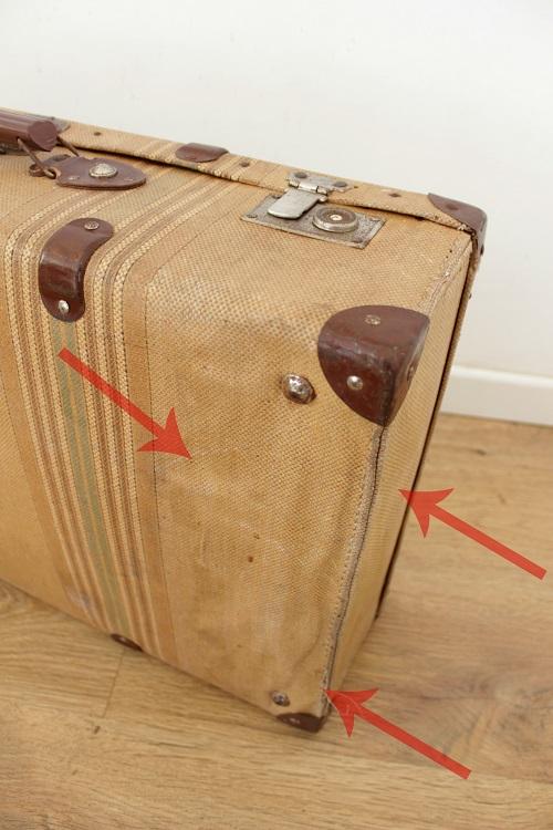 maleta decoración vintage online