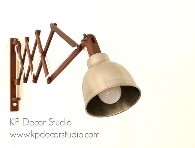 Comprar aplique pared extensible de madera