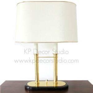 Lámpara de mesa vintage años 60 para salón o escritorio