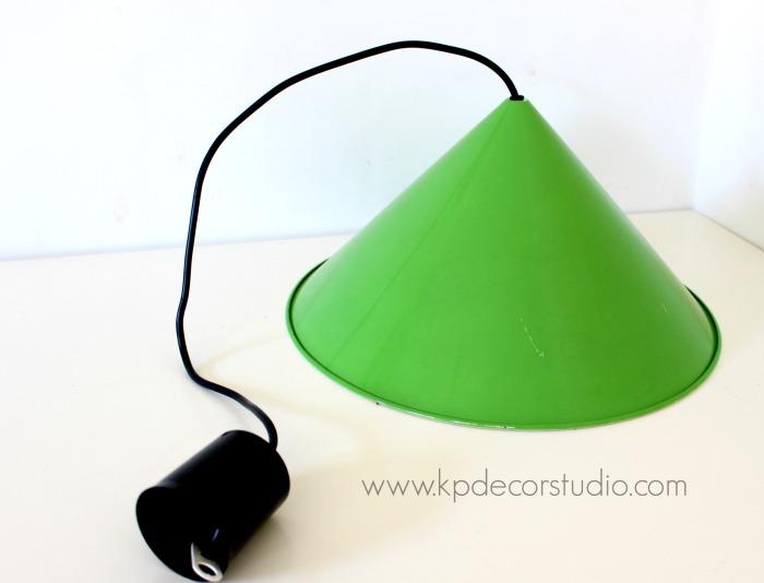 Lámpara techo italiana