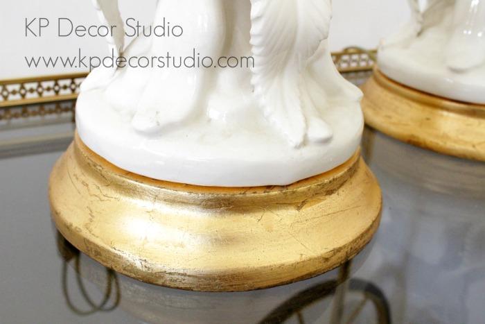 Lámpara de cerámica de manises