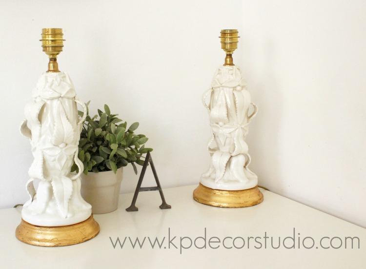 Tienda online lámparas vintage