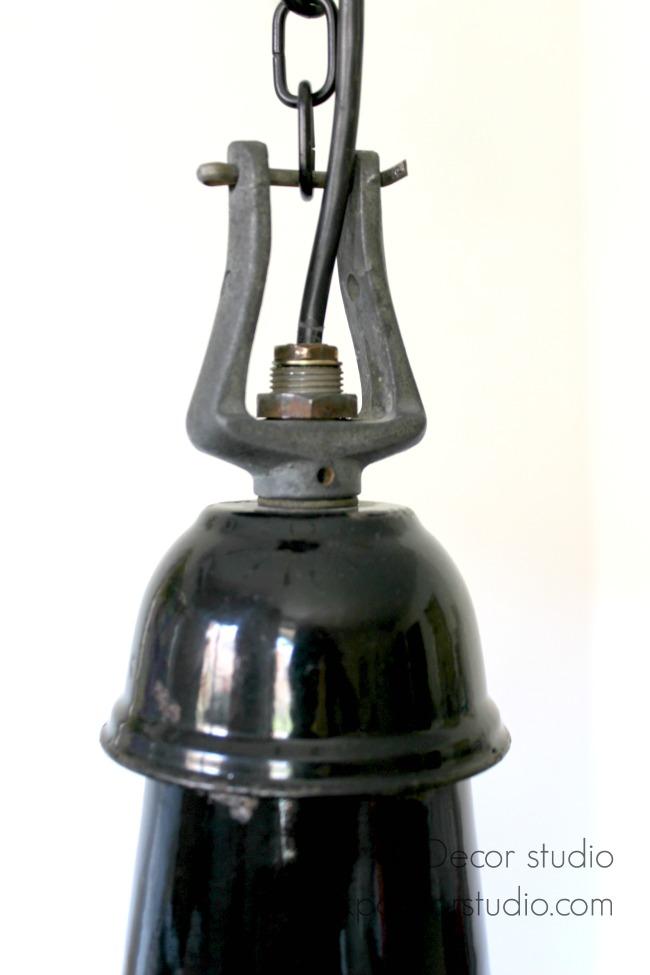 Lámpara techo vintage colgante