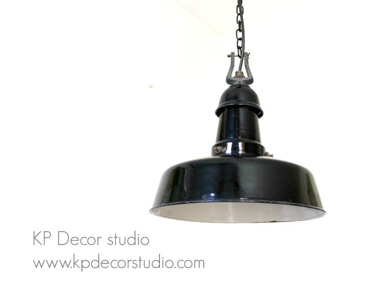 Comprar lámpara vintage industrial antigua para mi cocina