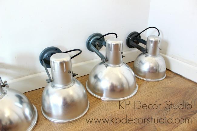 tienda de lámparas vintage online