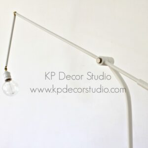 Lámparas vintage estilo midcentury