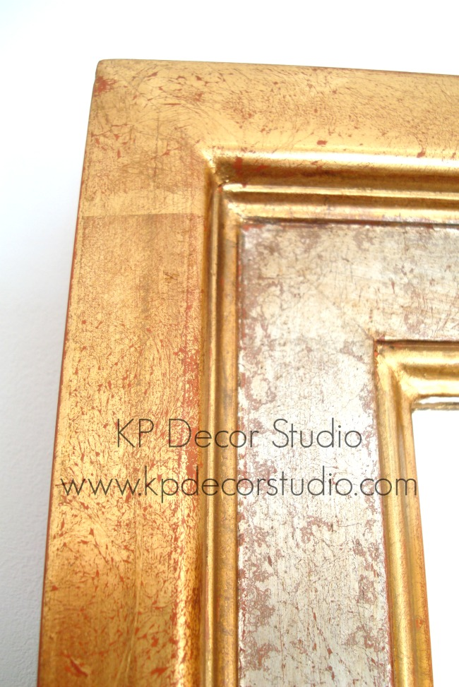 Comprar espejo cuadrado dorado