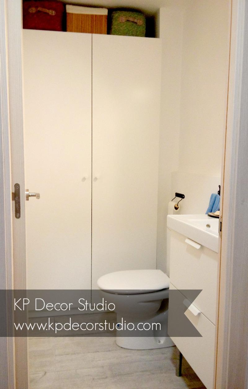 Reformas de cuartos de baño sin azulejos