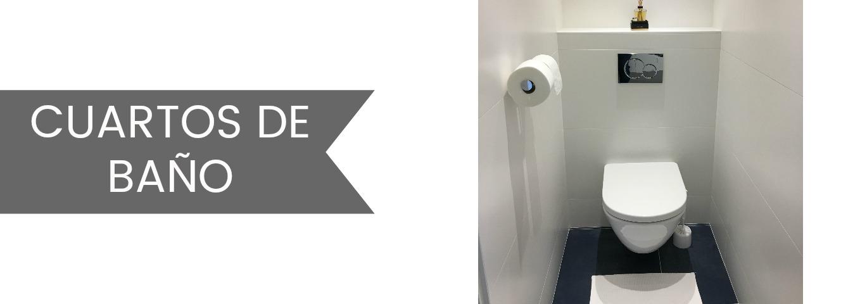 Reformas cuartos de baño pequeños valencia