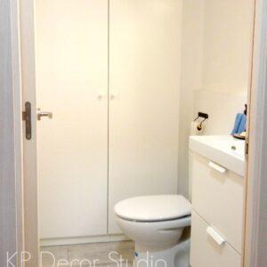 Reformas y aprovechamiento de cuarto de baño pequeño