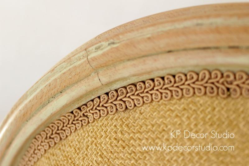 Detalle tapizado
