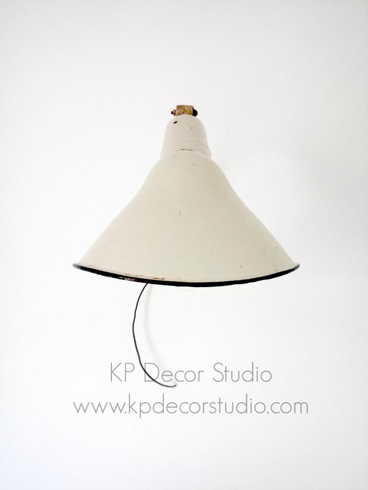 Comprar lámpara industrial de pared para cocina