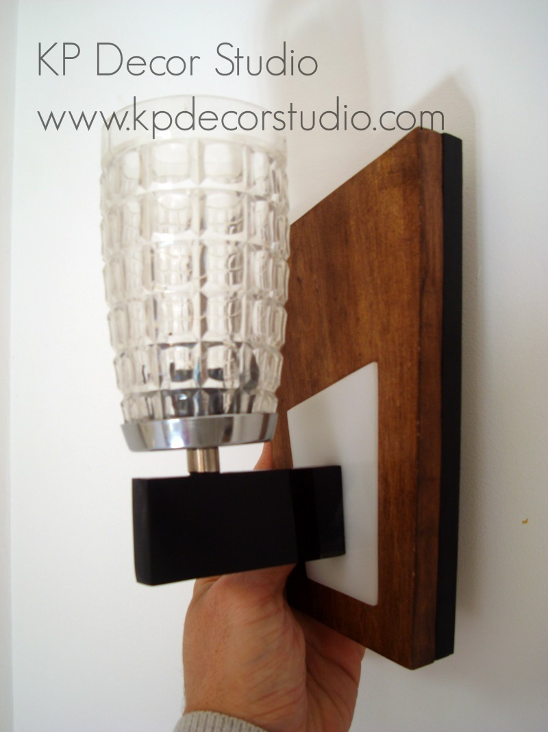 Aplique danés madera diseño