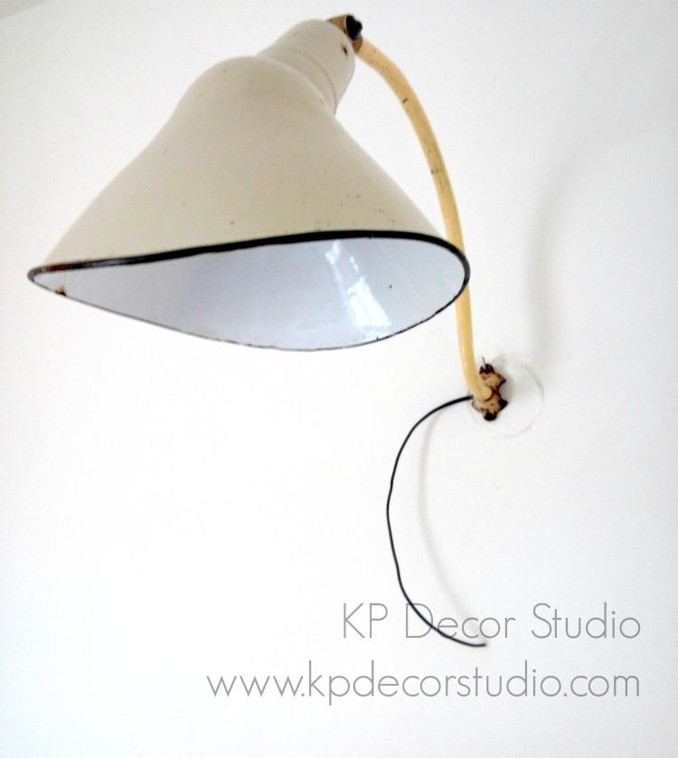 Tienda vintage online apliques y lamparas industriales
