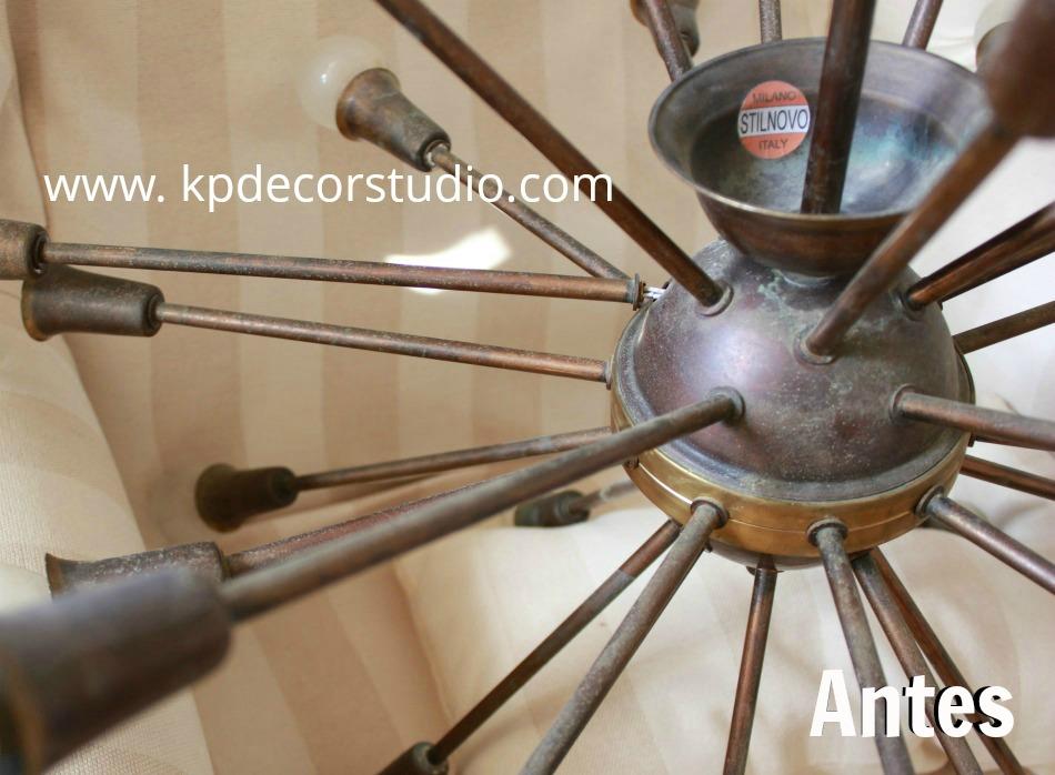 Stilnovo antigua, sputnik vintage