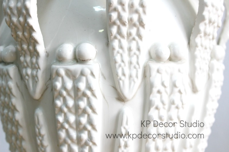 Detalle cerámica manises