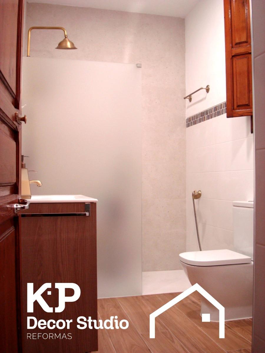 Estilos de cuartos de baño. Reformas valencia kpdecorstudio
